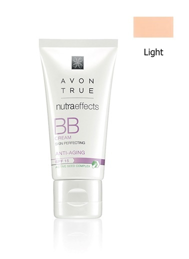 Avon Nutra Effects Yaşlanma Karşıtı BB Krem SPF15 30 Ml Light Ten